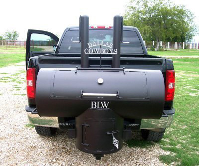 Basic Tailgater Johnson Custom Bbq Smokers