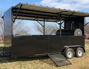 T-Pit Enclosed Trailer