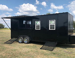 Concession Trailer 24ft